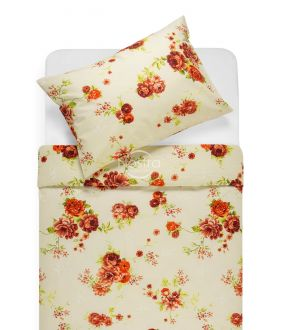 Cotton bedding set DESIRE 20-1537-TERRA