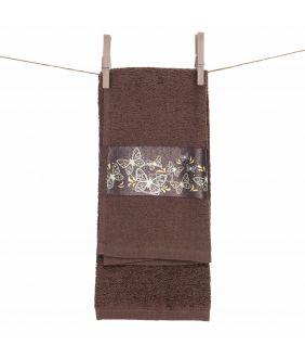 Kitchen towel 350GSM T0115-DARK CHOCO