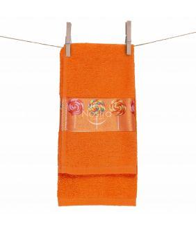 Kitchen towel 350GSM T0114-ORANGE