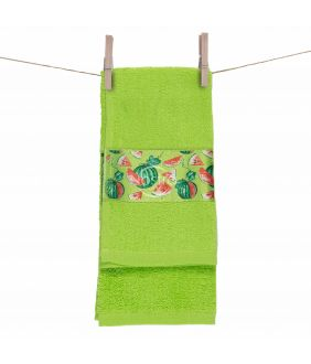 Kitchen towel 350GSM T0111-GRASS 136