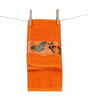 Kitchen towel 350GSM T0110-ORANGE