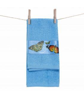 Kitchen towel 350GSM T0110-BONNIE BLUE