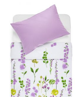 Lõuendriidest voodipesukomplekt DIOR 20-1538/00-0033-LILAC/SOFT LILAC
