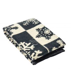 Blanket MERINO 80-3128-DARK GREY