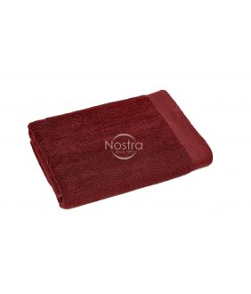 Towels 480 g/m2 480-MERLOT