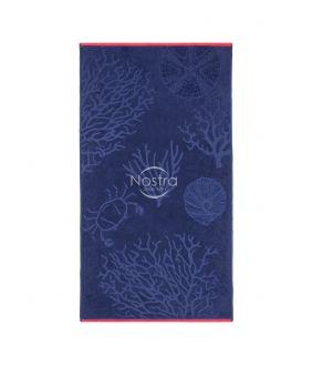 Полотенце 365J VELOUR T0125-DARK BLUE