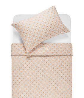 Фланелевое постельное бельё BRIELLE 40-1166-TERRACOTA