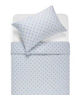 Flanellist voodipesu BRIELLE 40-1166-BLUE