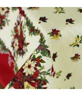 Cotton tablecloth 40-0329-PAPYRUS