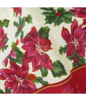 Cotton tablecloth 40-0331-PAPYRUS