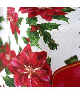 Cotton tablecloth 40-0331-WHITE