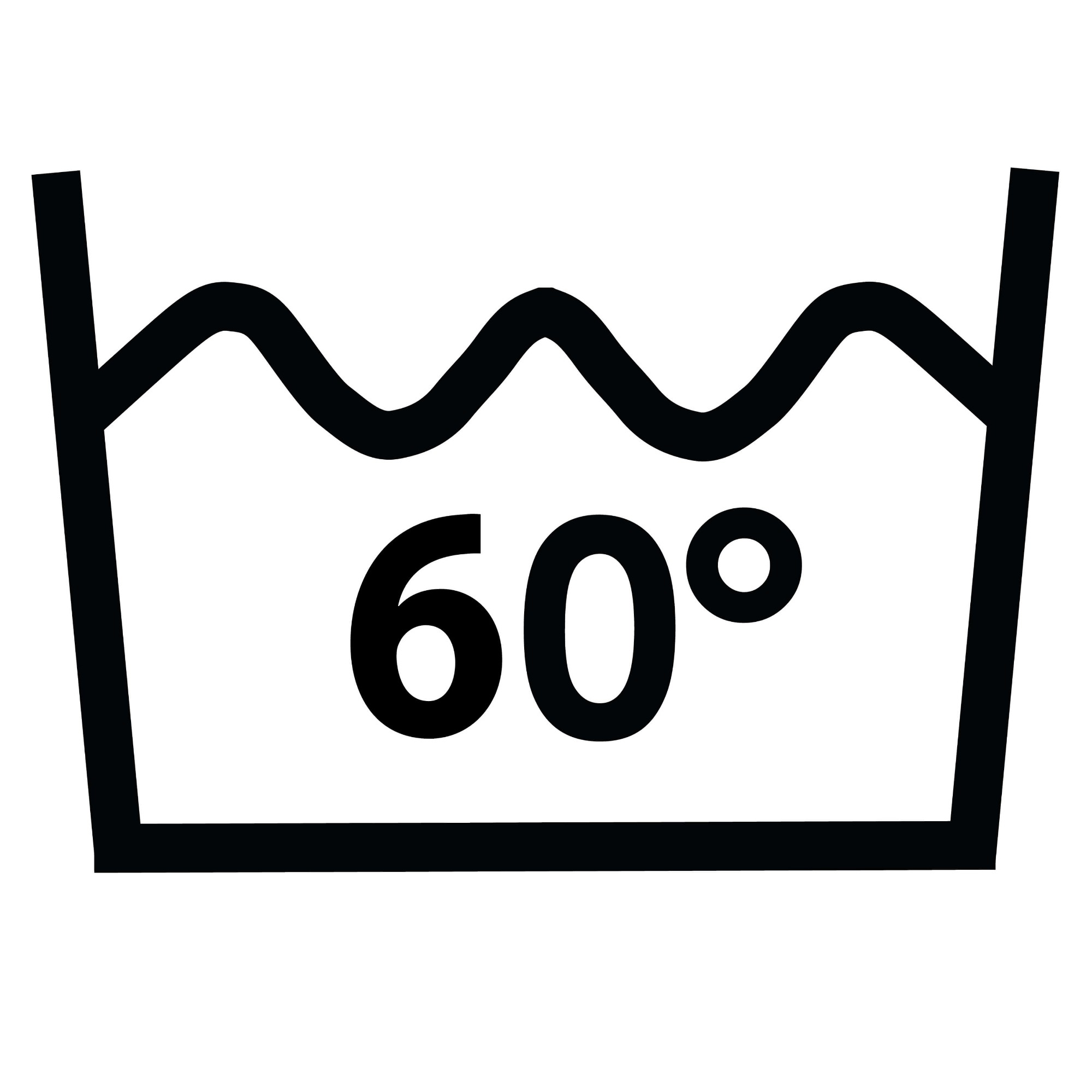 Veepesu kuni 60 °C